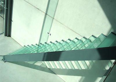 Tegels in glas
